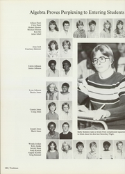 Arlington Heights High School - Yellow Jacket Yearbook (Fort Worth, TX) online yearbook collection, 1984 Edition, Page 104