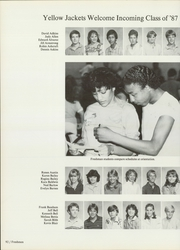 Arlington Heights High School - Yellow Jacket Yearbook (Fort Worth, TX) online yearbook collection, 1984 Edition, Page 96