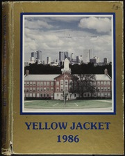 Arlington Heights High School - Yellow Jacket Yearbook (Fort Worth, TX) online yearbook collection, 1986 Edition, Cover