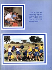 Page 11, 1986 Edition, Arlington Heights High School - Yellow Jacket Yearbook (Fort Worth, TX) online yearbook collection