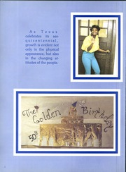 Page 6, 1986 Edition, Arlington Heights High School - Yellow Jacket Yearbook (Fort Worth, TX) online yearbook collection