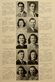 Page 17, 1940 Edition, Arlington High School - Anchors Yearbook (Lagrangeville, NY) online yearbook collection