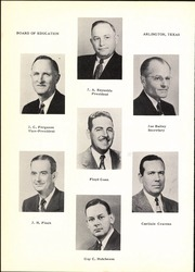 Page 12, 1952 Edition, Arlington High School - Colt Corral Yearbook (Arlington, TX) online yearbook collection
