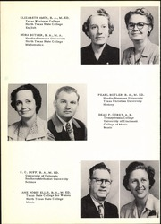 Page 16, 1952 Edition, Arlington High School - Colt Corral Yearbook (Arlington, TX) online yearbook collection