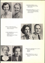Page 17, 1952 Edition, Arlington High School - Colt Corral Yearbook (Arlington, TX) online yearbook collection