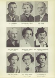 Page 15, 1954 Edition, Arlington High School - Colt Corral Yearbook (Arlington, TX) online yearbook collection