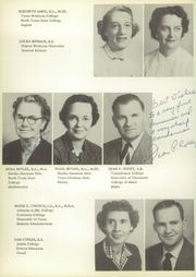 Page 16, 1954 Edition, Arlington High School - Colt Corral Yearbook (Arlington, TX) online yearbook collection
