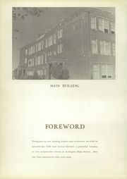 Page 6, 1954 Edition, Arlington High School - Colt Corral Yearbook (Arlington, TX) online yearbook collection