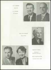 Page 16, 1956 Edition, Arlington High School - Colt Corral Yearbook (Arlington, TX) online yearbook collection