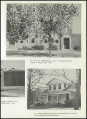 Page 7, 1956 Edition, Arlington High School - Colt Corral Yearbook (Arlington, TX) online yearbook collection