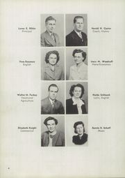 Page 10, 1947 Edition, Arlington High School - Excelsior Yearbook (Arlington, OH) online yearbook collection