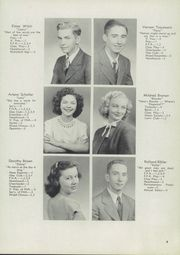 Page 13, 1947 Edition, Arlington High School - Excelsior Yearbook (Arlington, OH) online yearbook collection