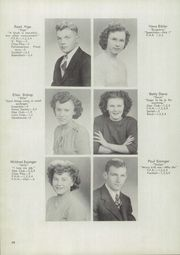 Page 14, 1947 Edition, Arlington High School - Excelsior Yearbook (Arlington, OH) online yearbook collection