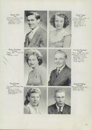 Page 15, 1947 Edition, Arlington High School - Excelsior Yearbook (Arlington, OH) online yearbook collection