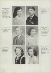 Page 16, 1947 Edition, Arlington High School - Excelsior Yearbook (Arlington, OH) online yearbook collection