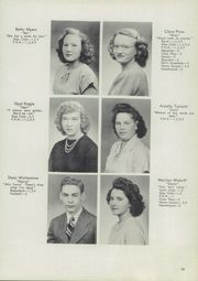 Page 17, 1947 Edition, Arlington High School - Excelsior Yearbook (Arlington, OH) online yearbook collection
