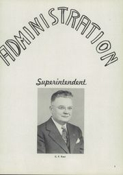 Page 9, 1947 Edition, Arlington High School - Excelsior Yearbook (Arlington, OH) online yearbook collection