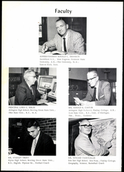 Page 10, 1964 Edition, Arlington High School - Excelsior Yearbook (Arlington, OH) online yearbook collection