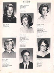 Page 12, 1965 Edition, Arlington High School - Excelsior Yearbook (Arlington, OH) online yearbook collection