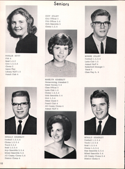 Page 14, 1965 Edition, Arlington High School - Excelsior Yearbook (Arlington, OH) online yearbook collection
