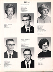 Page 15, 1965 Edition, Arlington High School - Excelsior Yearbook (Arlington, OH) online yearbook collection
