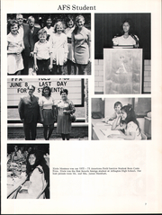 Page 10, 1973 Edition, Arlington High School - Excelsior Yearbook (Arlington, OH) online yearbook collection