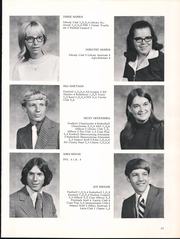 Page 16, 1973 Edition, Arlington High School - Excelsior Yearbook (Arlington, OH) online yearbook collection