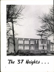 Page 6, 1957 Edition, Arlington High School - Heights Yearbook (Arlington Heights, IL) online yearbook collection