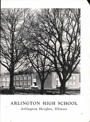 Page 7, 1957 Edition, Arlington High School - Heights Yearbook (Arlington Heights, IL) online yearbook collection
