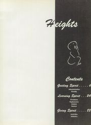 Page 7, 1958 Edition, Arlington High School - Heights Yearbook (Arlington Heights, IL) online yearbook collection