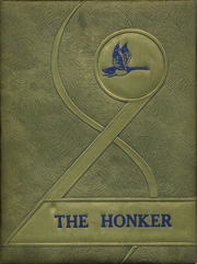 Arlington High School - Honker Yearbook (Arlington, OR) online yearbook collection, 1954 Edition, Cover