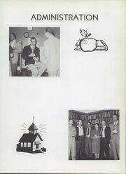 Page 11, 1954 Edition, Arlington High School - Honker Yearbook (Arlington, OR) online yearbook collection