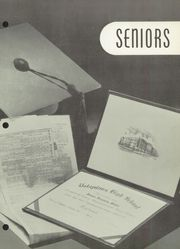 Page 13, 1955 Edition, Arlington High School - Rambler Yearbook (Arlington, IN) online yearbook collection