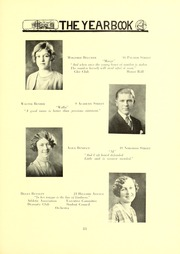 Page 17, 1928 Edition, Arlington High School - Indian Yearbook (Arlington, MA) online yearbook collection