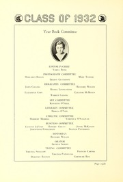 Page 12, 1932 Edition, Arlington High School - Indian Yearbook (Arlington, MA) online yearbook collection