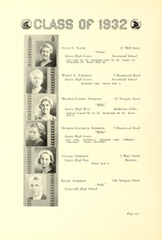 Page 14, 1932 Edition, Arlington High School - Indian Yearbook (Arlington, MA) online yearbook collection