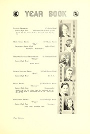 Page 17, 1932 Edition, Arlington High School - Indian Yearbook (Arlington, MA) online yearbook collection