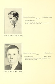 Page 8, 1932 Edition, Arlington High School - Indian Yearbook (Arlington, MA) online yearbook collection