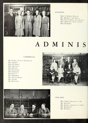 Page 12, 1947 Edition, Arlington High School - Indian Yearbook (Arlington, MA) online yearbook collection