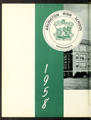 Page 6, 1958 Edition, Arlington High School - Indian Yearbook (Arlington, MA) online yearbook collection
