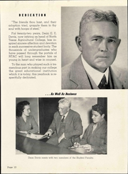 Arlington State College - Reveille Yearbook (Arlington, TX) online yearbook collection, 1946 Edition, Page 19