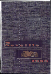Arlington State College - Reveille Yearbook (Arlington, TX) online yearbook collection, 1959 Edition, Cover