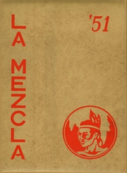 Armijo High School - La Mezcla Yearbook (Fairfield, CA) online yearbook collection, 1951 Edition, Cover