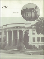 Page 11, 1951 Edition, Armijo High School - La Mezcla Yearbook (Fairfield, CA) online yearbook collection