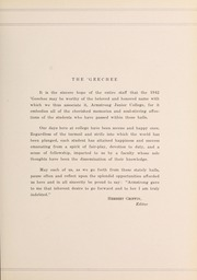 Page 11, 1942 Edition, Armstrong Atlantic State University - Geechee Yearbook (Savannah, GA) online yearbook collection