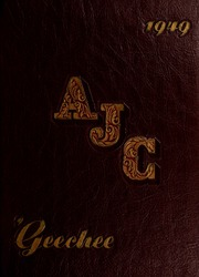 Armstrong Atlantic State University - Geechee Yearbook (Savannah, GA) online yearbook collection, 1949 Edition, Cover