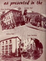 Page 10, 1949 Edition, Armstrong Atlantic State University - Geechee Yearbook (Savannah, GA) online yearbook collection