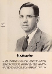 Page 13, 1949 Edition, Armstrong Atlantic State University - Geechee Yearbook (Savannah, GA) online yearbook collection