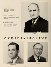 Page 16, 1949 Edition, Armstrong Atlantic State University - Geechee Yearbook (Savannah, GA) online yearbook collection