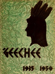 Armstrong Atlantic State University - Geechee Yearbook (Savannah, GA) online yearbook collection, 1950 Edition, Cover